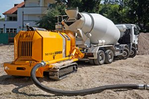 Concrete Pump Hire Devon